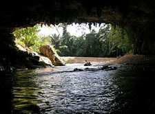 Belize-Belize Coast-Glovers Reef & River of Caves